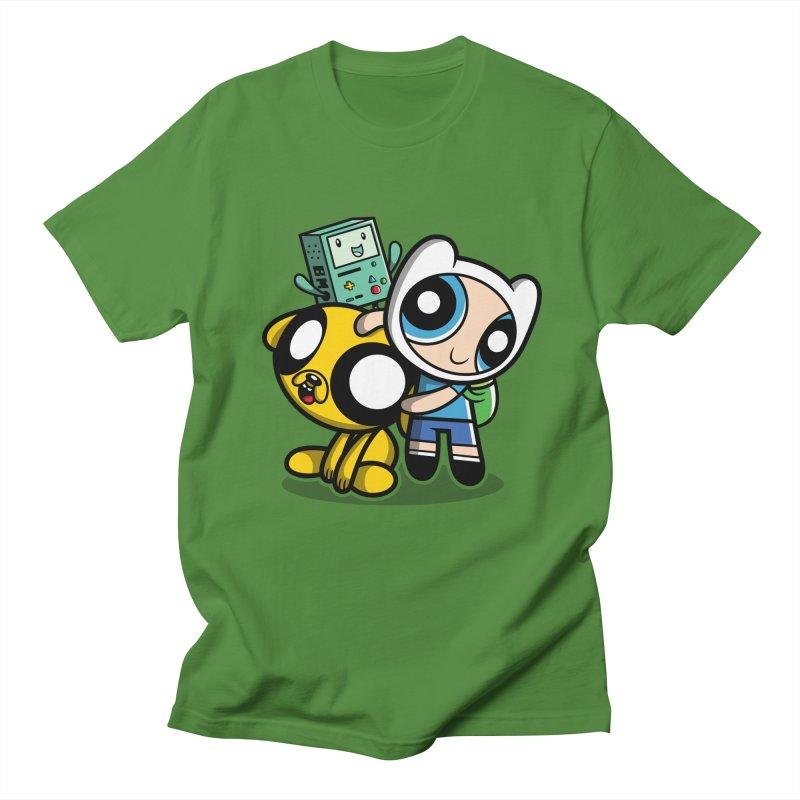 Adventure Puff Buds Men's T-Shirt by Moysche's Shop