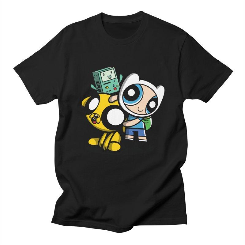 Adventure Puff Buds Men's T-shirt by moysche's Artist Shop