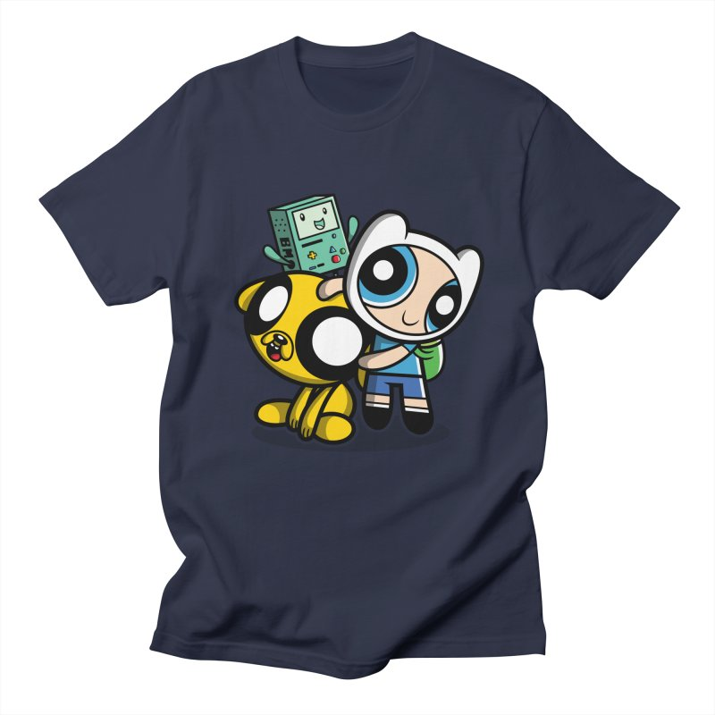 Adventure Puff Buds Men's T-Shirt by Moysche's Shop