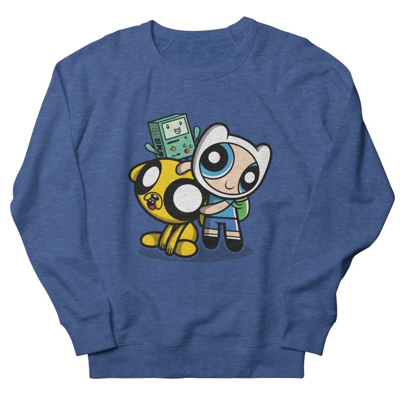 Adventure Puff Buds Women's Sweatshirt by Moysche's Shop