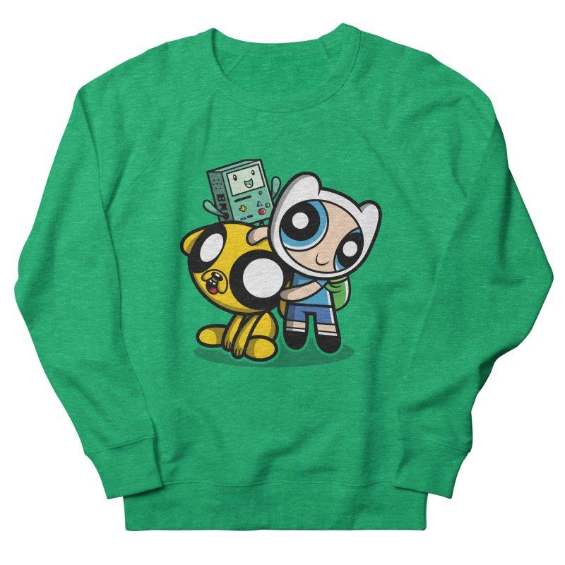 Adventure Puff Buds Men's Sweatshirt by Moysche's Shop
