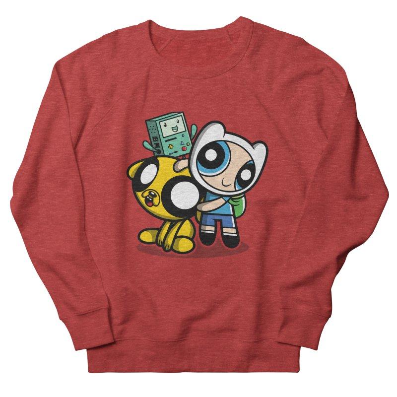 Adventure Puff Buds Men's Sweatshirt by moysche's Artist Shop
