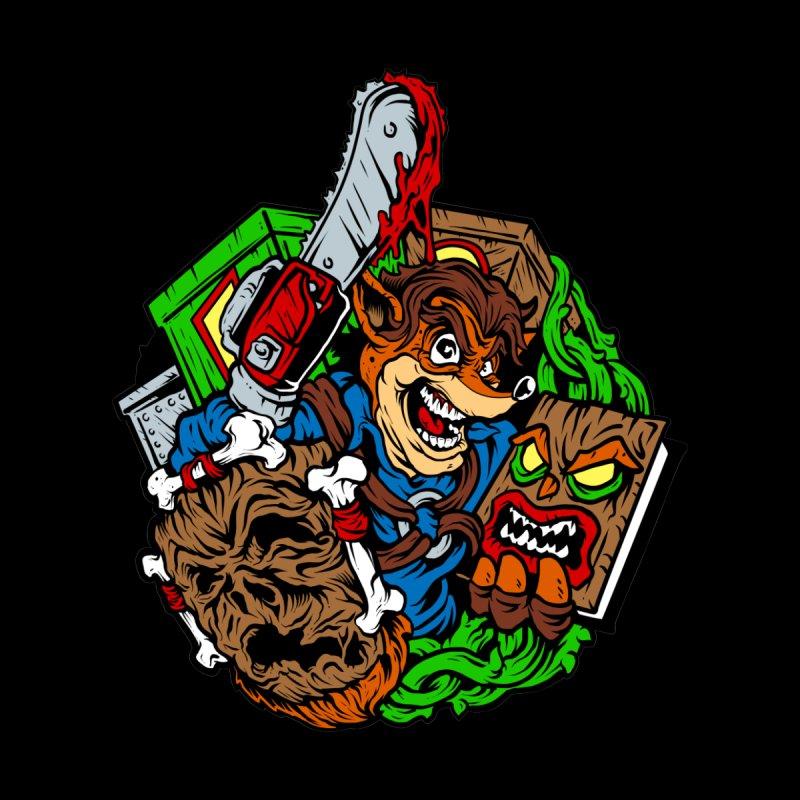 crash vs evil dead mr 8 legz