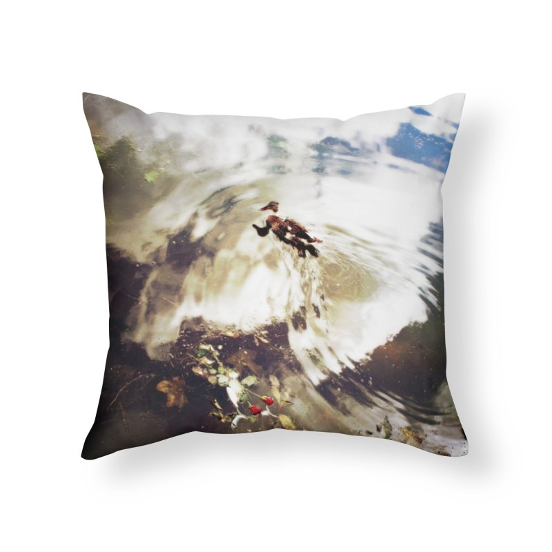 A Hofvijver Fairy Tale Home Throw Pillow by Mr & Mrs Jones