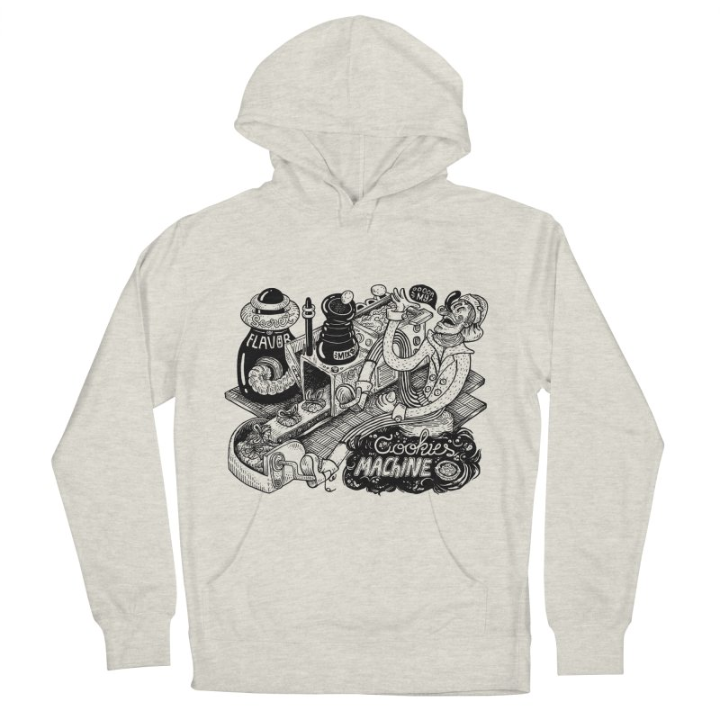 Cookies Machine Men's Pullover Hoody by MrCapdevila Artist Shop