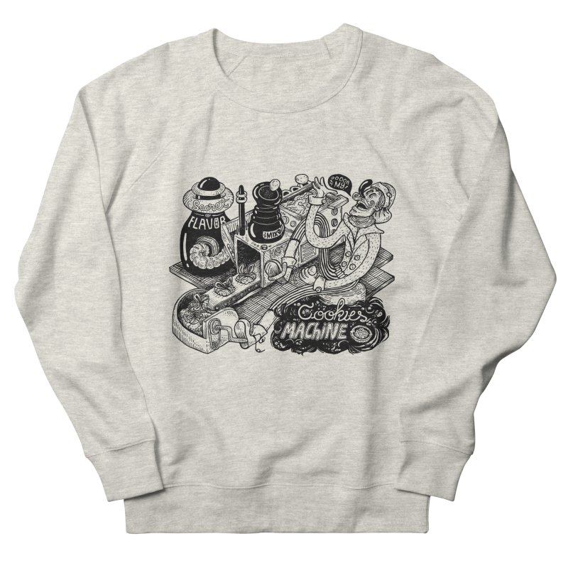 Cookies Machine Men's Sweatshirt by MrCapdevila Artist Shop