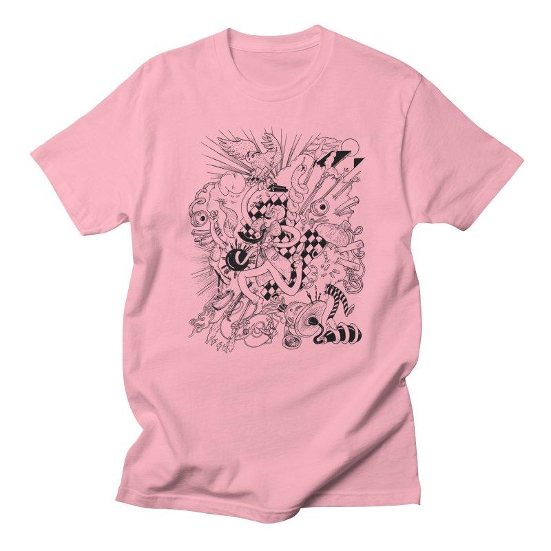 I've seen things (Tears in rain) Men's T-Shirt by MrCapdevila Artist Shop
