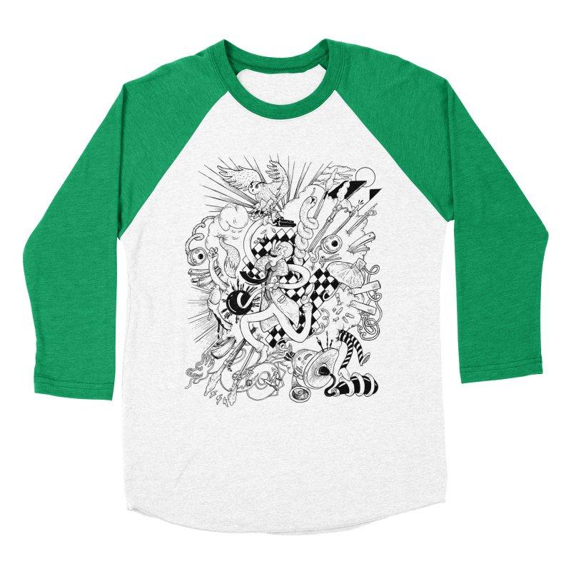 I've seen things (Tears in rain) Men's Longsleeve T-Shirt by MrCapdevila Artist Shop