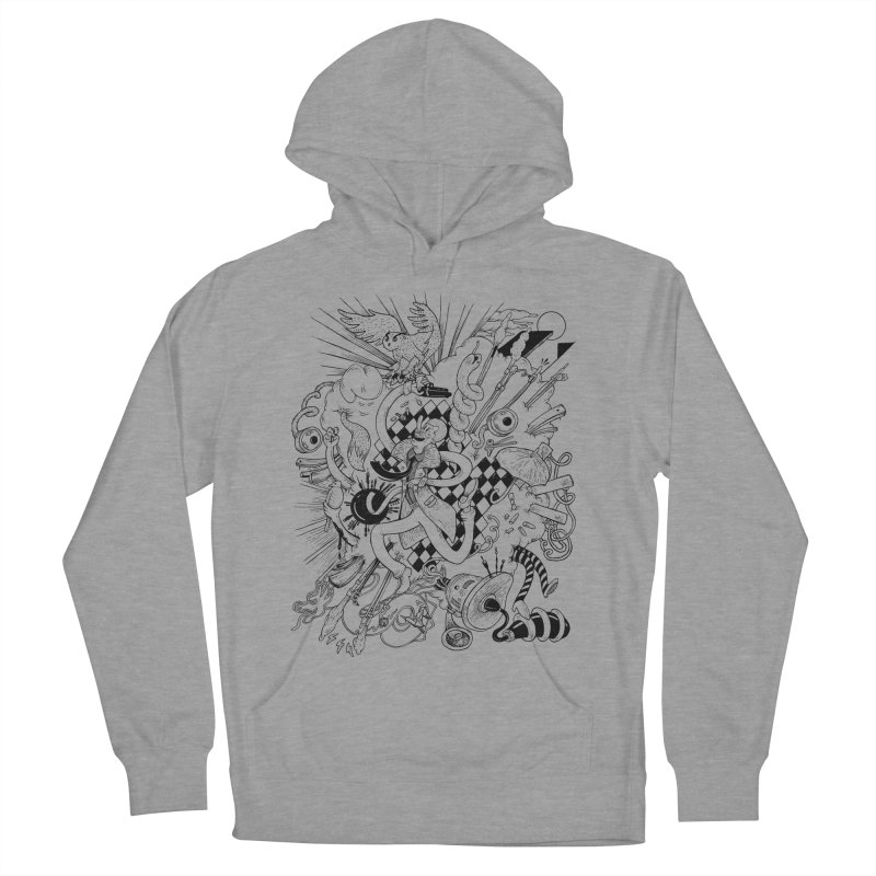I've seen things (Tears in rain) Men's French Terry Pullover Hoody by MrCapdevila Artist Shop