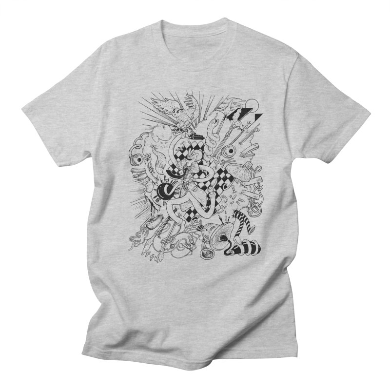 I've seen things (Tears in rain) Men's Regular T-Shirt by MrCapdevila Artist Shop