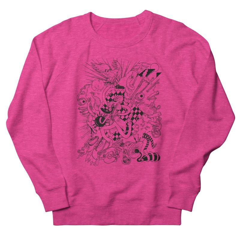 I've seen things (Tears in rain) Men's French Terry Sweatshirt by MrCapdevila Artist Shop