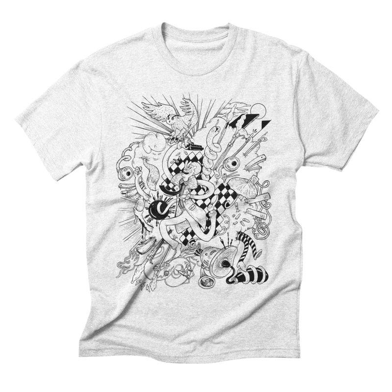 I've seen things (Tears in rain) Men's Triblend T-shirt by MrCapdevila Artist Shop