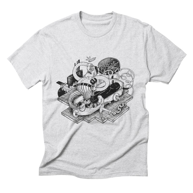 Gasfiter Galaz Men's T-Shirt by MrCapdevila Artist Shop