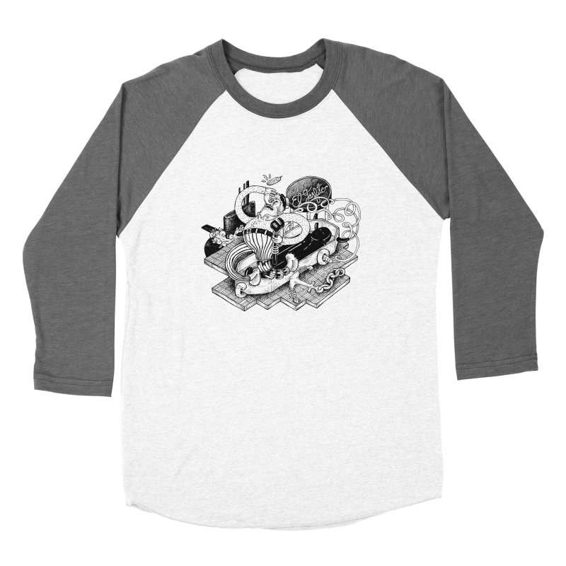 Gasfiter Galaz Men's Longsleeve T-Shirt by MrCapdevila Artist Shop