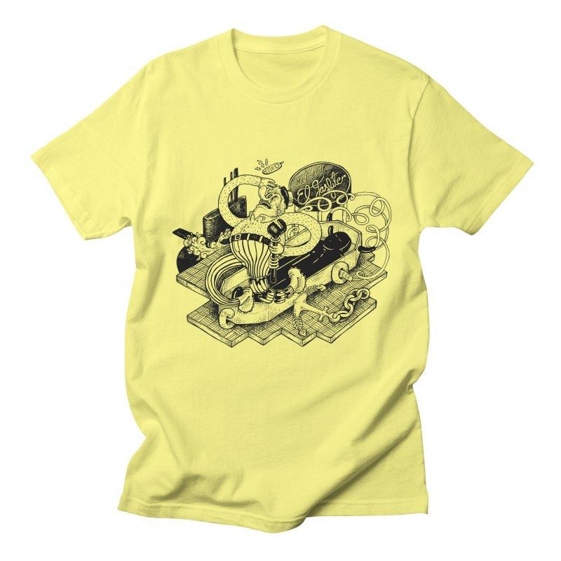 Gasfiter Galaz Men's Regular T-Shirt by MrCapdevila Artist Shop