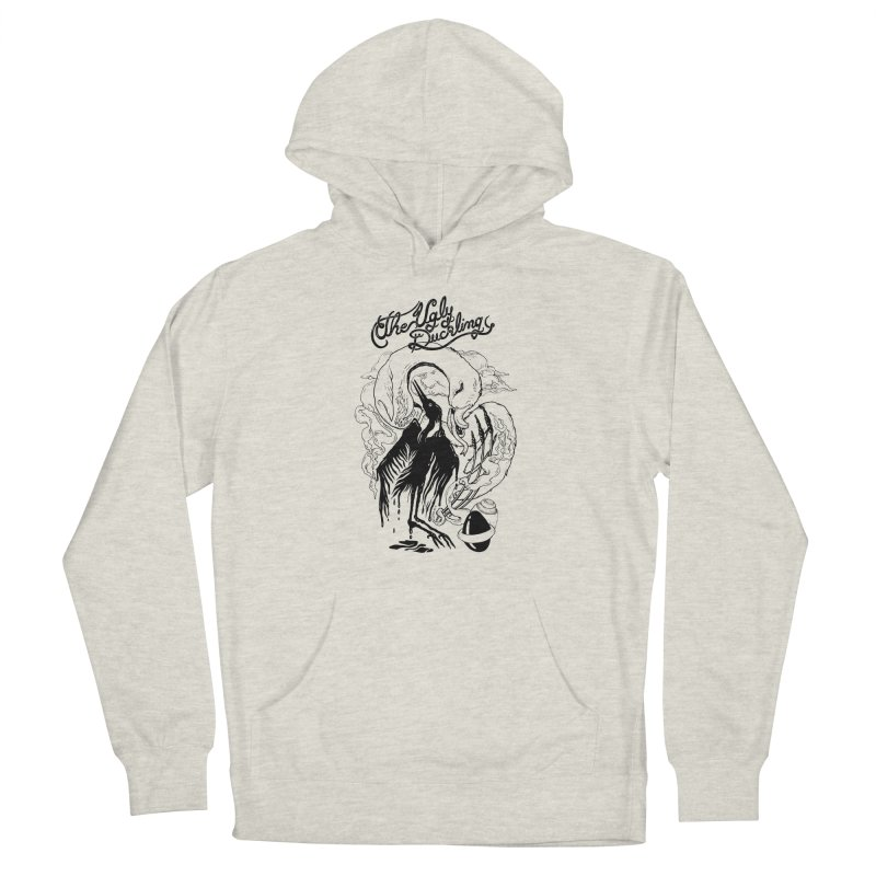 The Ugly Duckling 1843 Men's French Terry Pullover Hoody by MrCapdevila Artist Shop