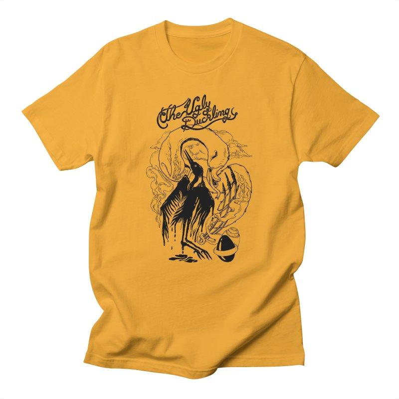 The Ugly Duckling 1843 Men's Regular T-Shirt by MrCapdevila Artist Shop