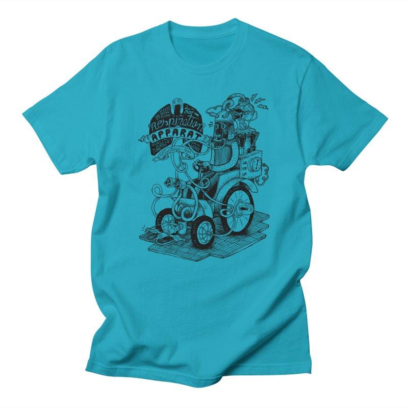 Respiration-Apparat Men's T-Shirt by MrCapdevila Artist Shop