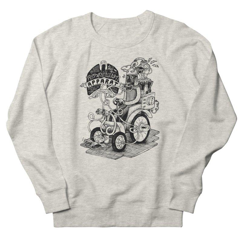 Respiration-Apparat Men's Sweatshirt by MrCapdevila Artist Shop