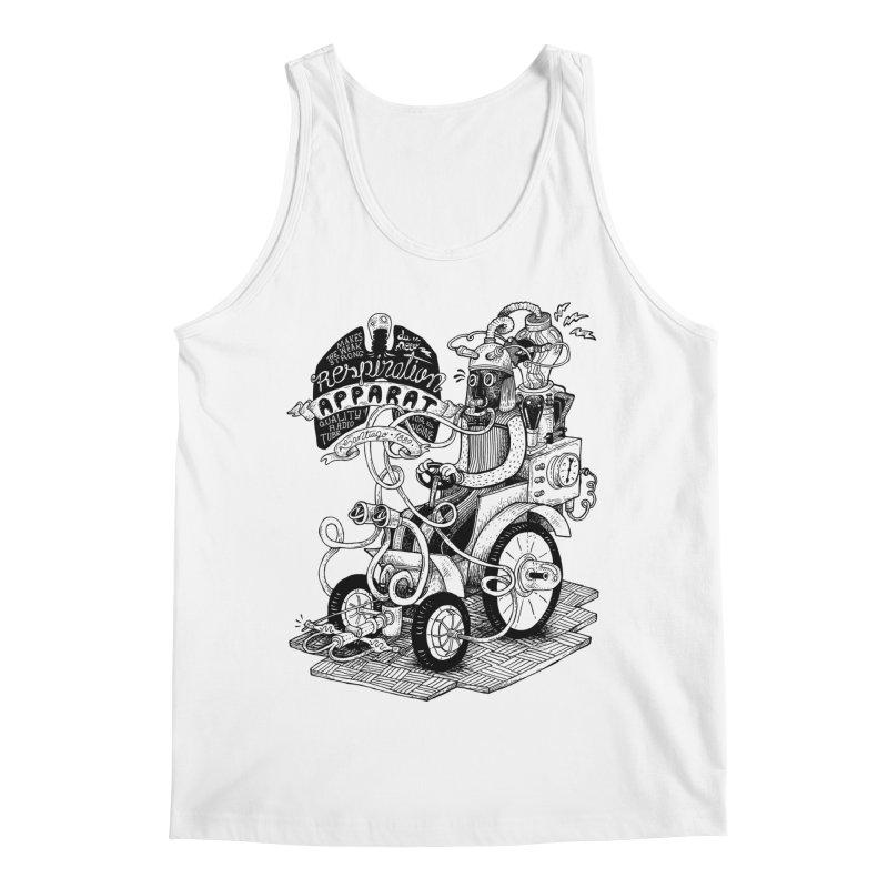 Respiration-Apparat Men's Regular Tank by MrCapdevila Artist Shop