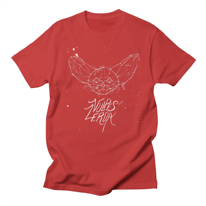 Vulpes Zerda Men's T-Shirt by MrCapdevila Artist Shop