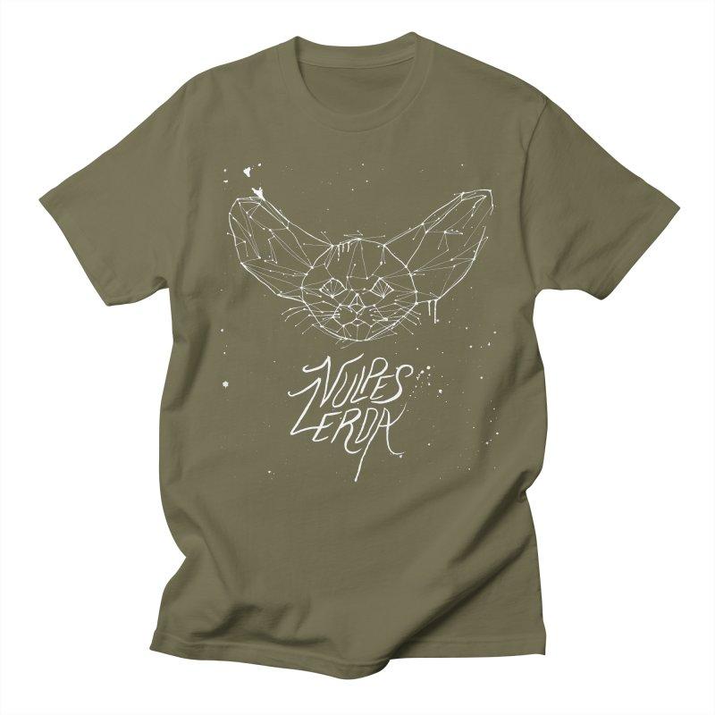 Vulpes Zerda Men's Regular T-Shirt by MrCapdevila Artist Shop