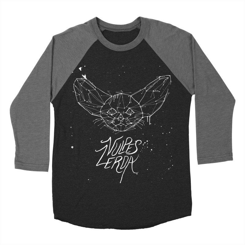 Vulpes Zerda Men's Baseball Triblend Longsleeve T-Shirt by MrCapdevila Artist Shop