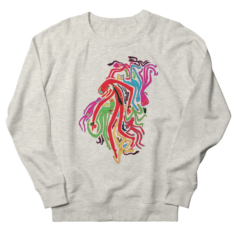 Ties! Women's Sweatshirt by MrCapdevila Artist Shop