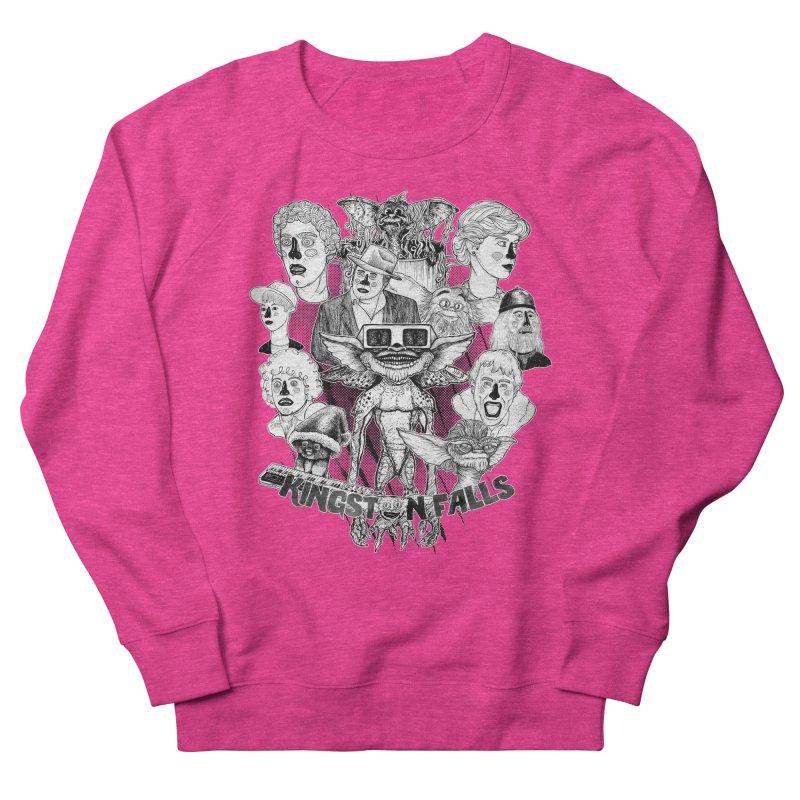 Kingstone Falls (1984) Men's Sweatshirt by MrCapdevila Artist Shop