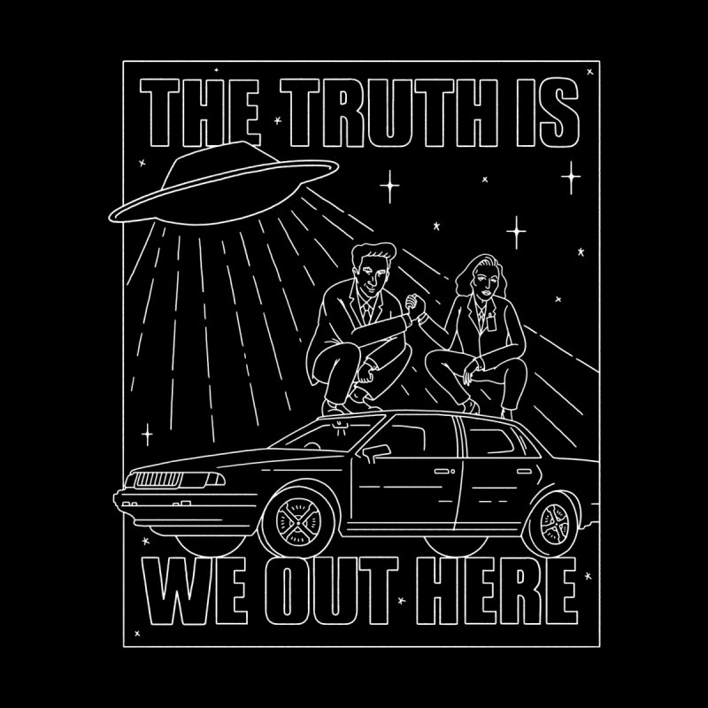 The Truth Is, We Out Here Again by Mr. Chillustrator