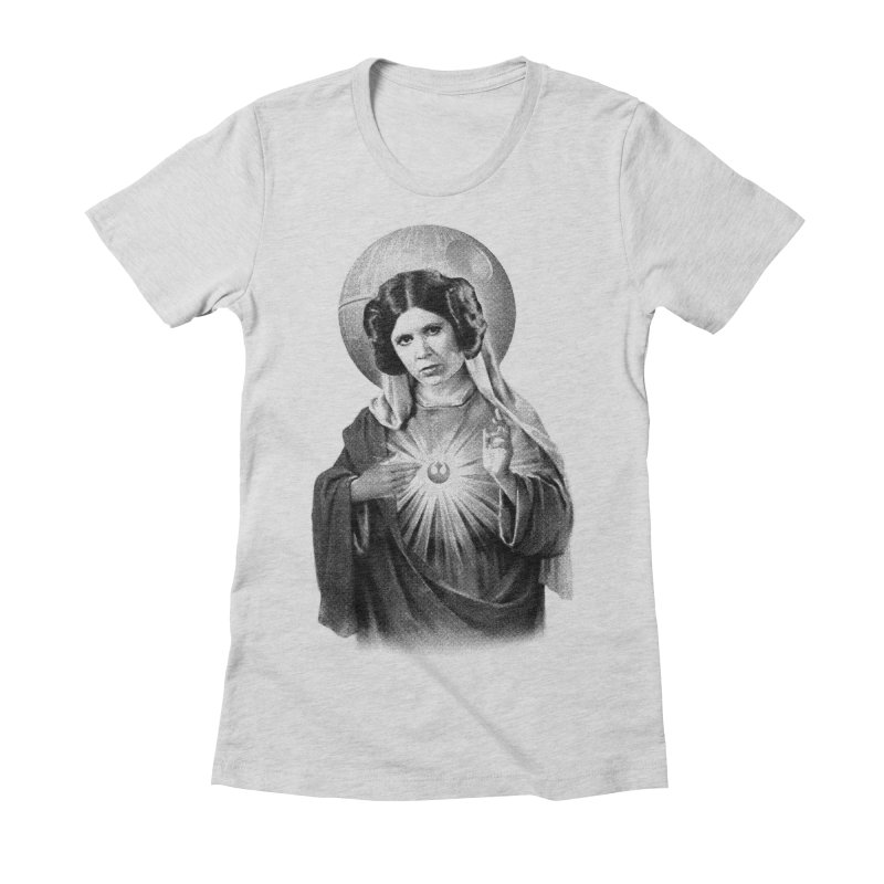 May The Force Be With You, Always Women's T-Shirt by Mr. Chillustrator