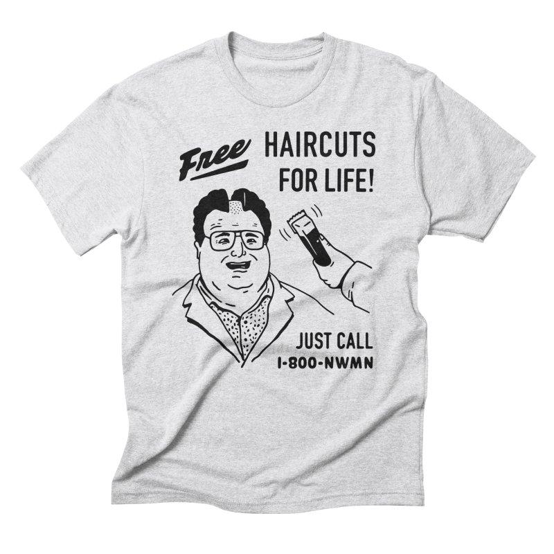 1-800-NWMN Men's T-Shirt by Mr. Chillustrator
