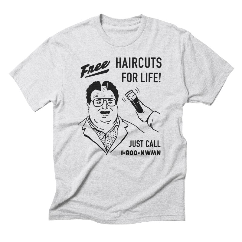 1-800-NWMN Men's Triblend T-Shirt by Mr. Chillustrator