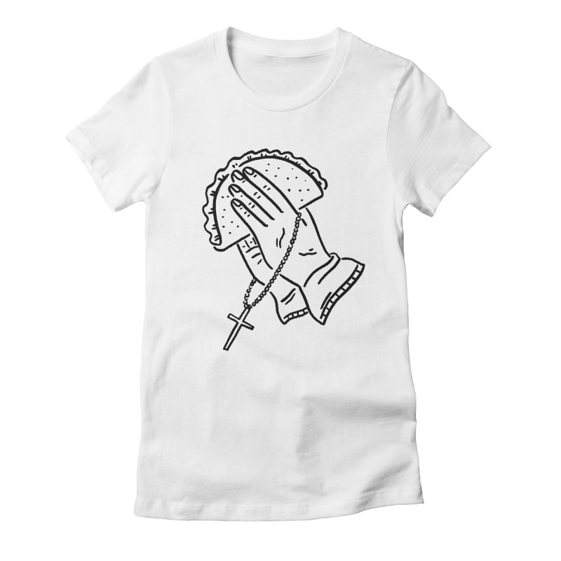 Tacos Al Pastor Women's T-Shirt by Mr. Chillustrator