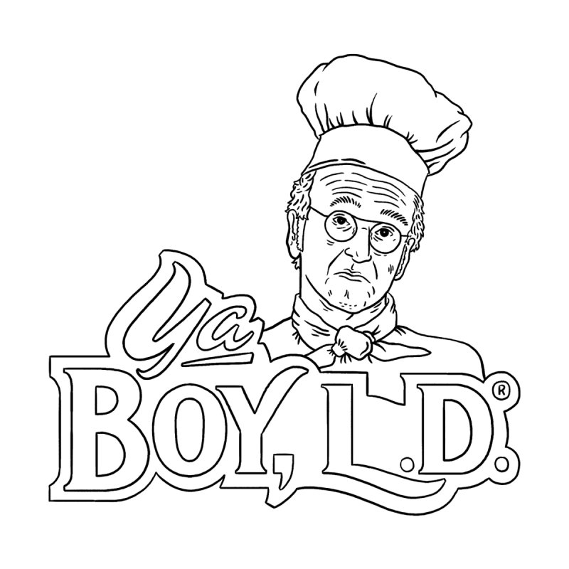 Ya Boy L.D. Women's T-Shirt by Mr. Chillustrator