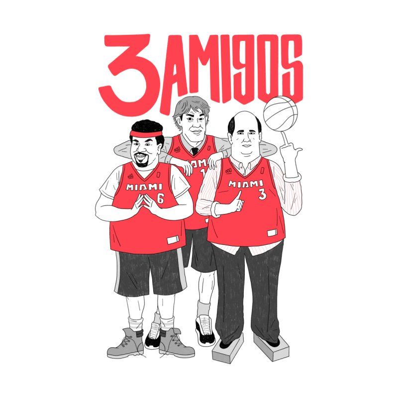 3 Amigos by Mr. Chillustrator