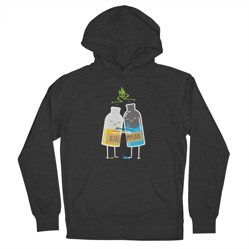 Toxic Love Women's Pullover Hoody by mrchrisby's Artist Shop