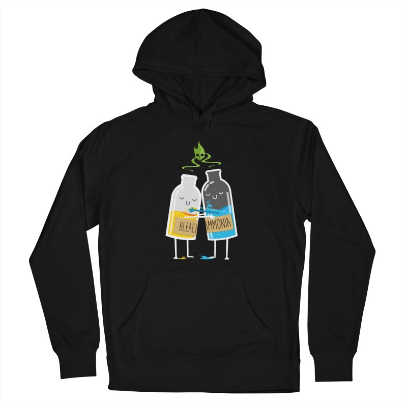 Toxic Love Men's Pullover Hoody by mrchrisby's Artist Shop