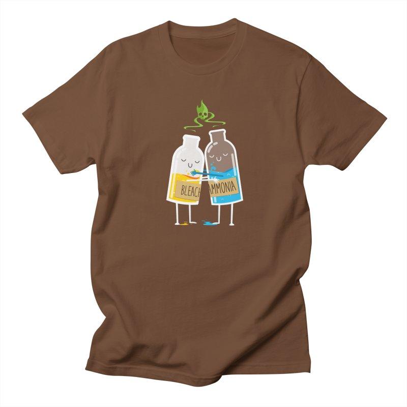 Toxic Love Men's T-shirt by mrchrisby's Artist Shop