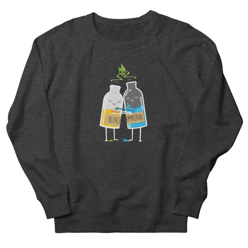 Toxic Love Women's Sweatshirt by mrchrisby's Artist Shop