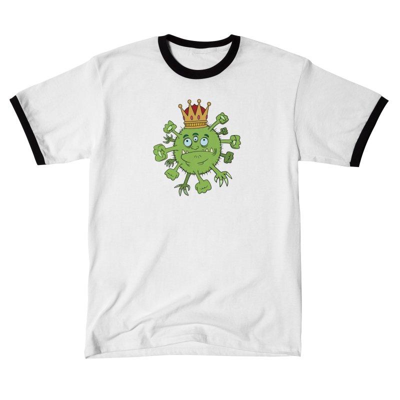 VIRUS KING Women's T-Shirt by mrdelman's Artist Shop