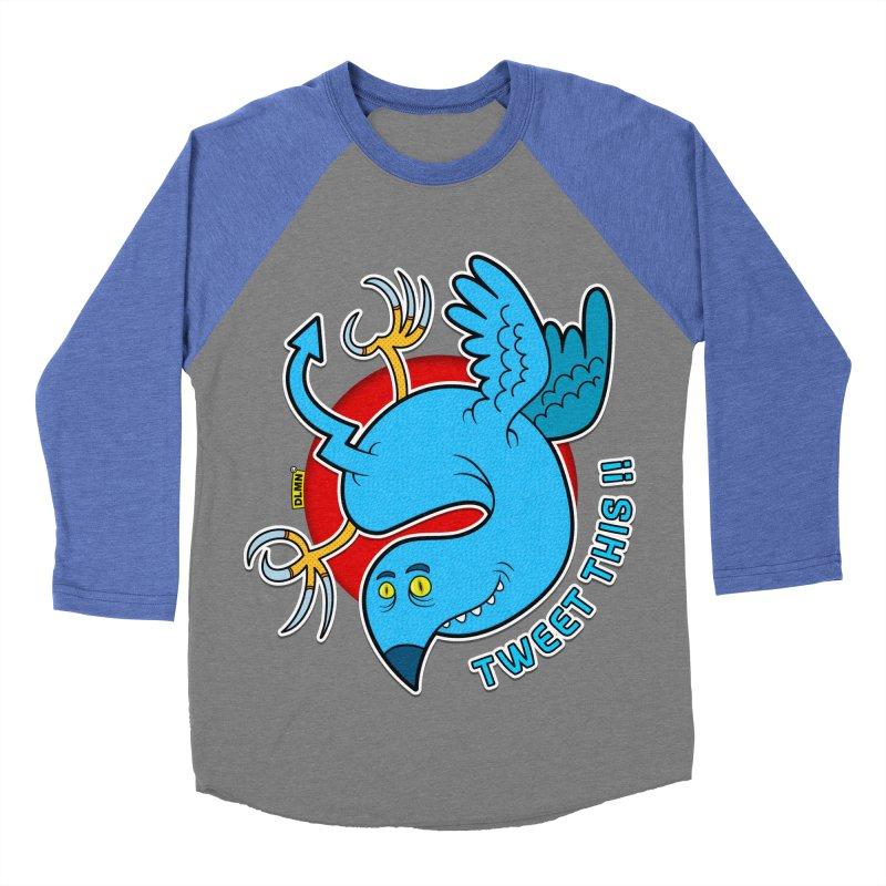 Mr. Tweety Women's Baseball Triblend Longsleeve T-Shirt by mrdelman's Artist Shop
