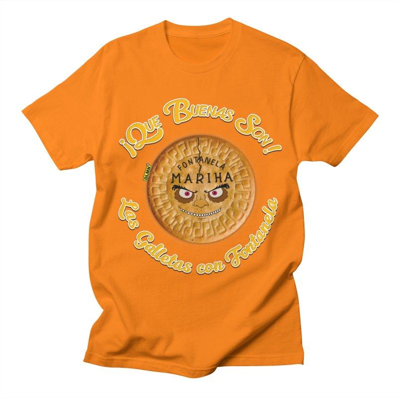 ¡Qué buenas son! Men's Regular T-Shirt by mrdelman's Artist Shop