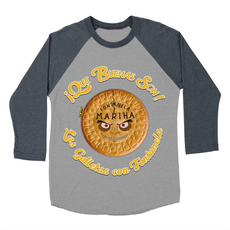 ¡Qué buenas son! Women's Baseball Triblend Longsleeve T-Shirt by mrdelman's Artist Shop