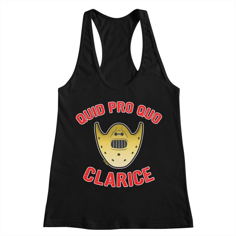 Quid pro quo, Clarice... Women's Tank by mrdelman's Artist Shop
