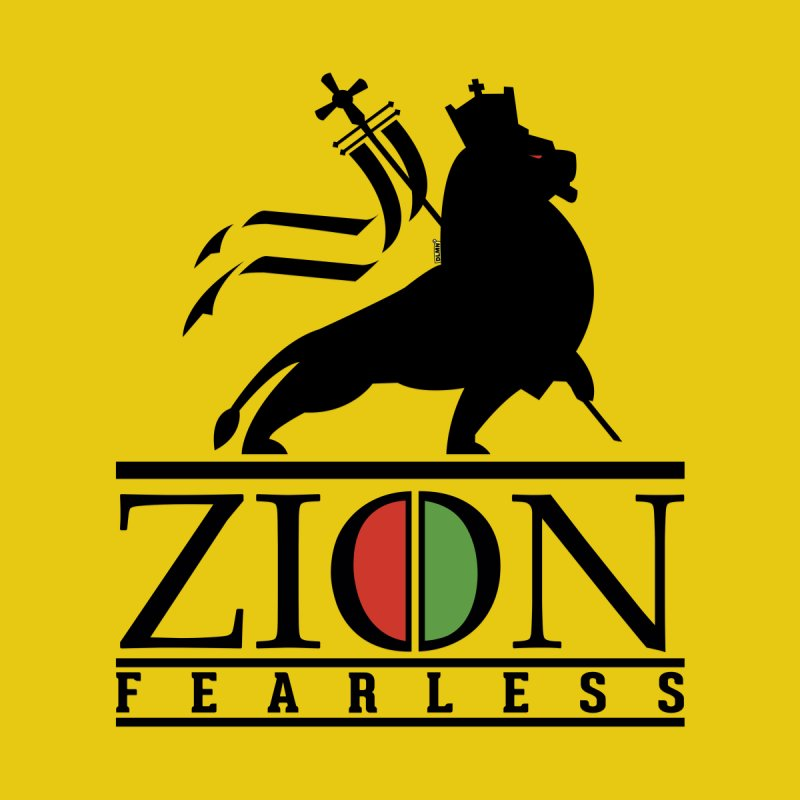 Iron Lion Zion by mrdelman's Artist Shop