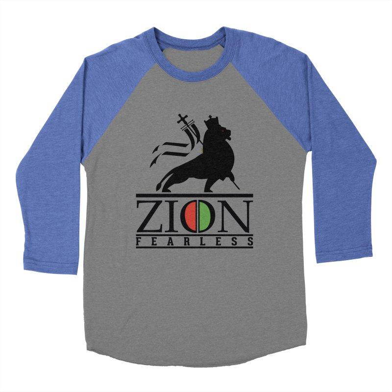 Iron Lion Zion Women's Longsleeve T-Shirt by mrdelman's Artist Shop