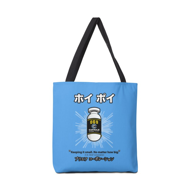 Hoi Poi Capsule Num. 069 Accessories Tote Bag Bag by mrdelman's Artist Shop