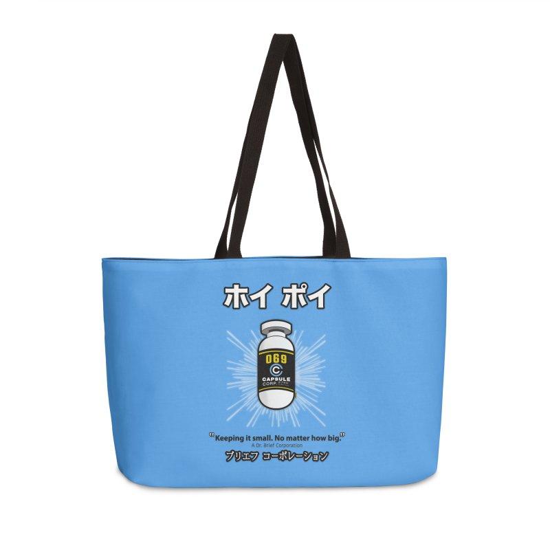 Hoi Poi Capsule Num. 069 Accessories Weekender Bag Bag by mrdelman's Artist Shop