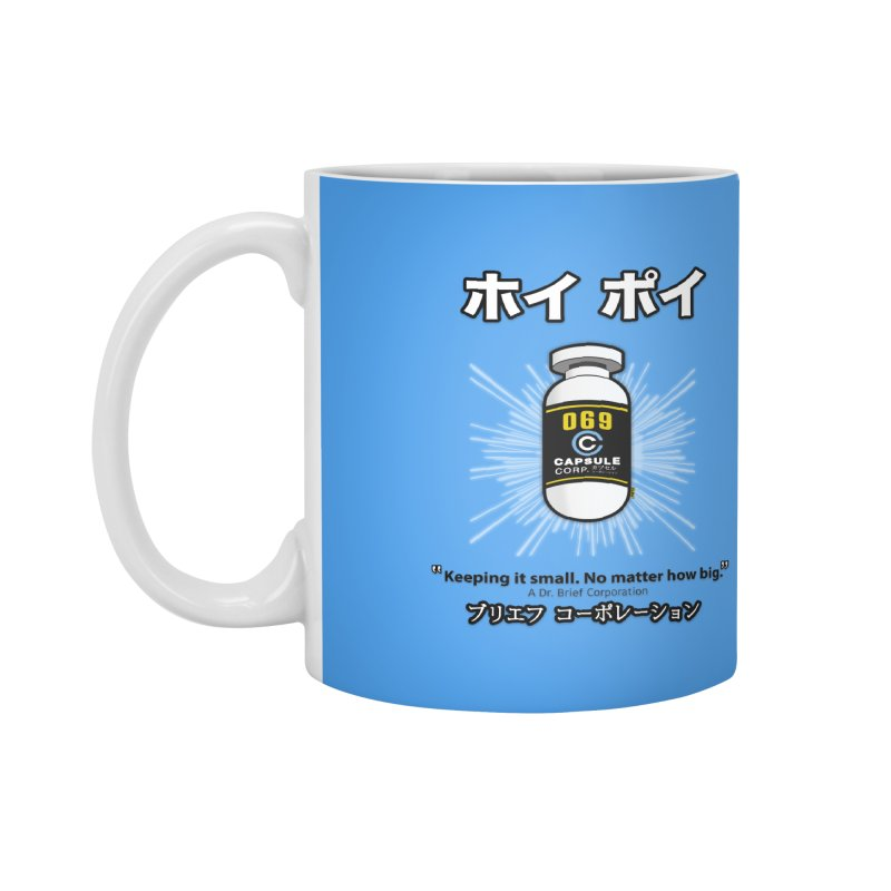 Hoi Poi Capsule Num. 069 Accessories Mug by mrdelman's Artist Shop